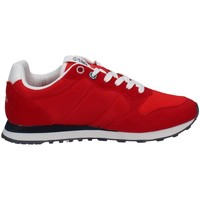 Schuhe Sneaker Low Marina Militare MM1114 ROT