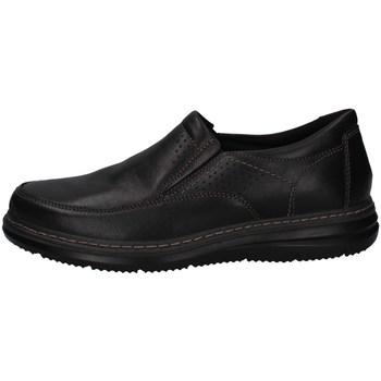 Schuhe Herren Slipper Imac 700800 SCHWARZ