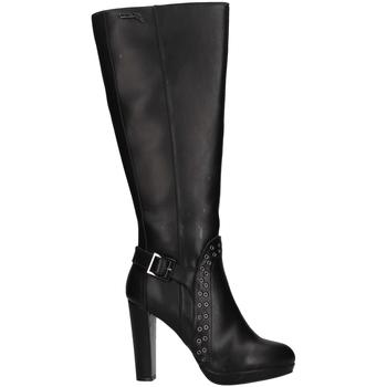 Schuhe Damen Klassische Stiefel Gattinoni PINMD0920WC SCHWARZ