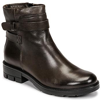 Schuhe Damen Boots Dream in Green FOMENTANA Grau