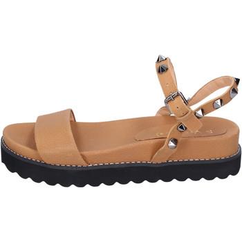 Schuhe Damen Sandalen / Sandaletten Vicenza BJ899 Braun