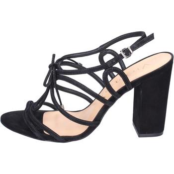 Schuhe Damen Sandalen / Sandaletten Vicenza BJ910 Schwarz