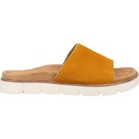 Schuhe Damen Pantoffel Relife Pantoletten Gelb