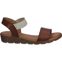 Schuhe Damen Sandalen / Sandaletten Cosmos Comfort Sandalen Cognac