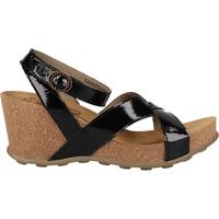 Schuhe Damen Sandalen / Sandaletten Fly London Sandalen Schwarz