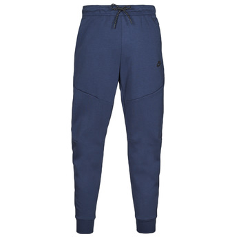 Kleidung Herren Jogginghosen Nike NIKE SPORTSWEAR TECH FLEECE Marine / Schwarz
