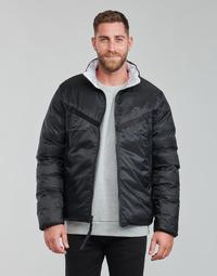 Kleidung Herren Daunenjacken Nike M NSW TF RPL REVIVAL REV JKT Schwarz / Grau