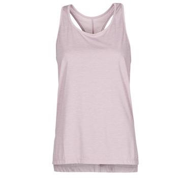 Kleidung Damen Tops Nike NIKE YOGA Violett