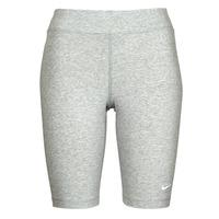 Kleidung Damen Leggings Nike NIKE SPORTSWEAR ESSENTIAL Grau / Weiss