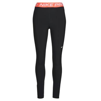 Kleidung Damen Leggings Nike NIKE PRO 365 Schwarz / Weiss