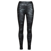 Kleidung Damen Leggings Nike W NK ONE DF CAMO MR TGT Grau / Weiss