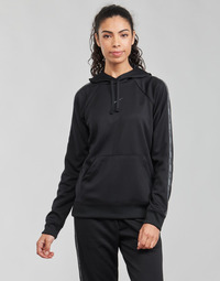 Kleidung Damen Sweatshirts Nike W NSW PK TAPE PO HOODIE Schwarz