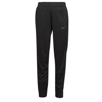 Kleidung Damen Jogginghosen Nike W NSW PK TAPE REG PANT Schwarz