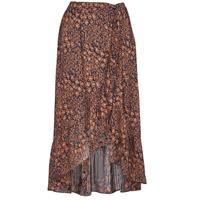 Kleidung Damen Röcke Betty London PAOLA Marine / Ocker
