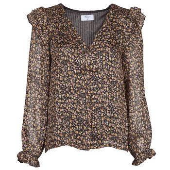Kleidung Damen Tops / Blusen Betty London PAULINE Schwarz