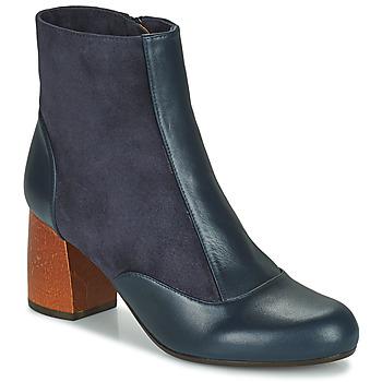 Schuhe Damen Low Boots Chie Mihara MICHELE Marine