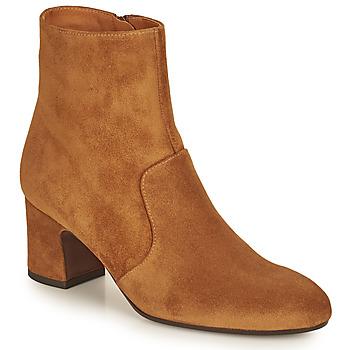 Schuhe Damen Low Boots Chie Mihara NERINA Braun