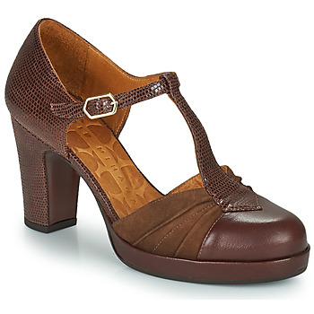 Schuhe Damen Pumps Chie Mihara JUDETA Braun