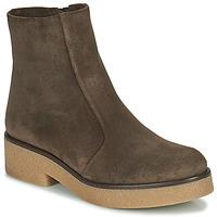 Schuhe Damen Boots Chie Mihara YETI Schwarz