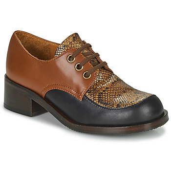 Schuhe Damen Slipper Chie Mihara TUDU Braun / Schwarz
