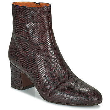 Schuhe Damen Low Boots Chie Mihara NERINA Violett
