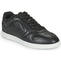 Schuhe Sneaker Low Hummel POWER PLAY Schwarz