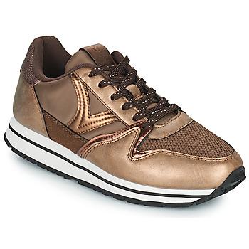 Schuhe Damen Sneaker Low Victoria COMETA MULTI Braun