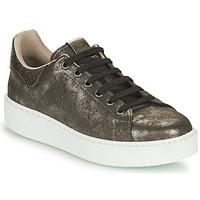 Schuhe Damen Sneaker Low Victoria UTOPIA METAL GLITTER Grau