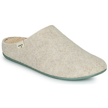 Schuhe Damen Hausschuhe Victoria NORTE FIELTRO Grau