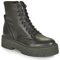 Schuhe Damen Boots Steve Madden SKYHY Schwarz