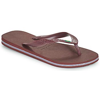 Schuhe Zehensandalen Havaianas BRASIL Blau