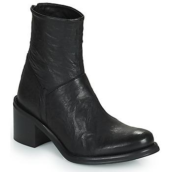 Schuhe Damen Klassische Stiefel Regard FELIX Schwarz