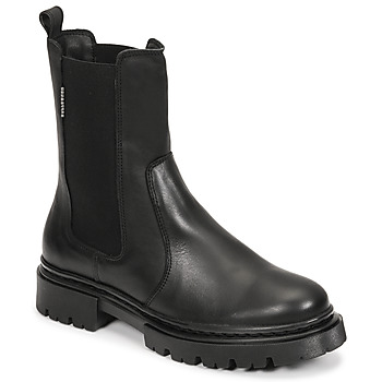 Schuhe Damen Boots Bullboxer 610507E6L_BLCK Schwarz