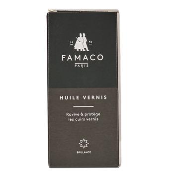 Accessoires Pflegemittel Famaco FLACON HUILE VERNIS 100 ML FAMACO INCOLORE Modefarbe