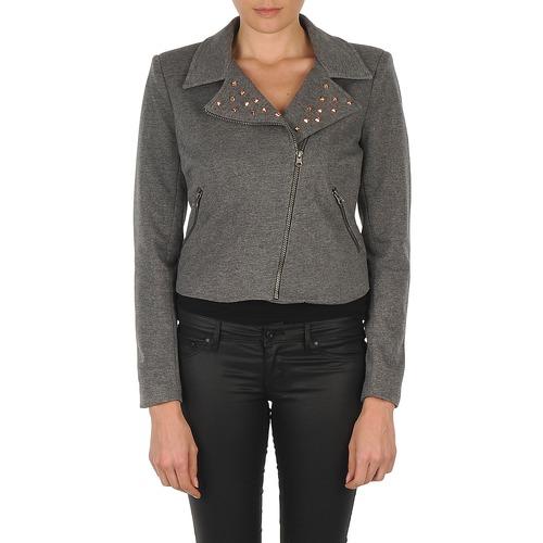 Kleidung Damen Jacken / Blazers Vero Moda AYA LS BLAZER Grau