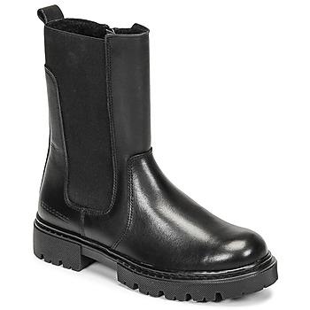 Schuhe Mädchen Boots Bullboxer AJS504BLCK Schwarz