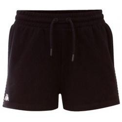 Kleidung Damen Shorts / Bermudas Kappa Irisha Shorts Schwarz