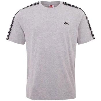 Kleidung Herren T-Shirts Kappa Ilyas T-Shirt Grau