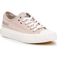 Schuhe Damen Sneaker Low Palladium Manufacture Ace Cvs U Beige