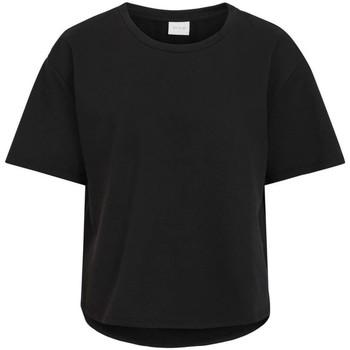 Kleidung Damen T-Shirts Vila  Negro