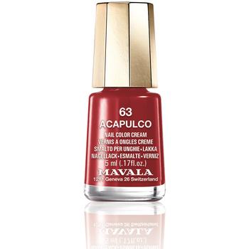 Beauty Damen Nagellack Mavala Nail Color 63-acapulco  5 ml