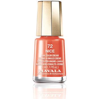 Beauty Damen Nagellack Mavala Nail Color 72-nice  5 ml