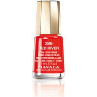 Beauty Damen Nagellack Mavala Nail Color 286-red River  5 ml