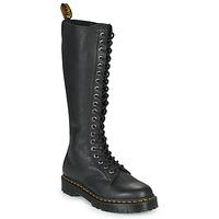 Schuhe Damen Klassische Stiefel Dr Martens 1B60 BEX Schwarz