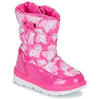 Schuhe Mädchen Schneestiefel Agatha Ruiz de la Prada APRESKI Silbern