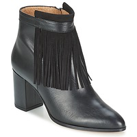 Schuhe Damen Low Boots Fericelli JOVELIO Schwarz