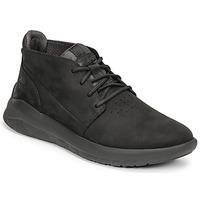 Schuhe Herren Sneaker High Timberland BRADSTREET ULTRA PT CHK Schwarz