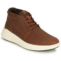 Schuhe Herren Sneaker High Timberland BRADSTREET ULTRA PT CHK Braun