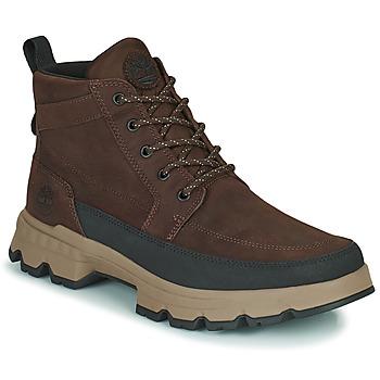 Schuhe Herren Boots Timberland TBL ORIG ULTRA WP CHUKKA Braun