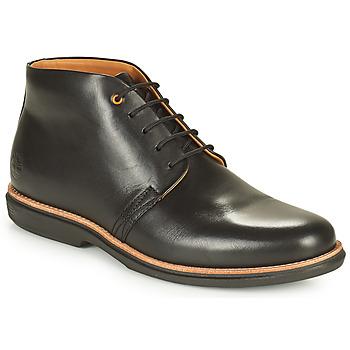 Schuhe Herren Boots Timberland CITY GROOVE CHUKKA Schwarz